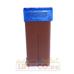 CARTUCHO DE CERA CHOCOLATE ROLL-ON 100 ML.