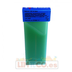 CARTUCHO DE CERA VERDE ROLL-ON 100 ML.
