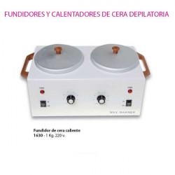 FUNDIDOR DE CERA CALIENTE 1 KG.