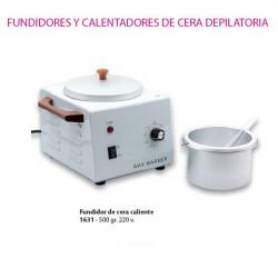 FUNDIDOR DE CERA CALIENTE 500 GR.