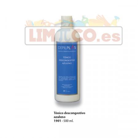 Tónico descongestivo Azuleno, 500 ml.