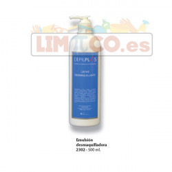 Emulsión Desmaquilladora, 500 ml.