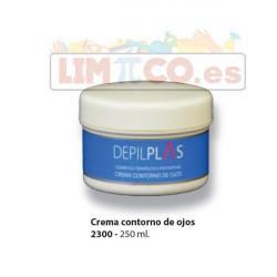 Crema Contorno de Ojos, 250 ml. Depilplas
