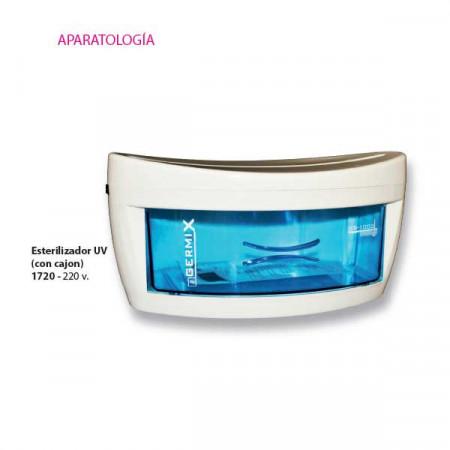 Esterilizador UV Ultravioleta, profesional para peluquería y manicura,con cajón.