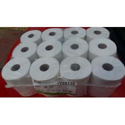 Rollo papel seca-Manos mecha pasta x 12 Roloa