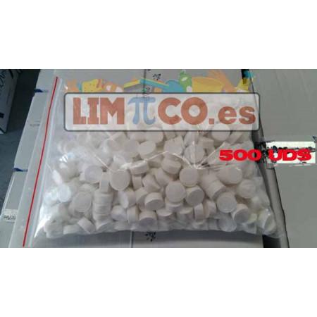 Toalla comprimida SPUN-LACE 500 UND