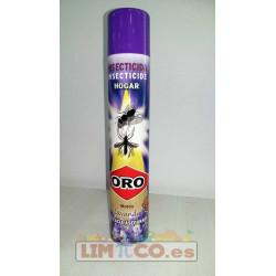 Insecticida Hogar Lavanda Spray Oro 1000 cc