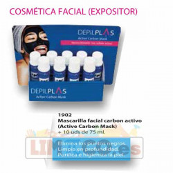 Mascarilla Carbón Activo 75ml (Active Carbon Mask)