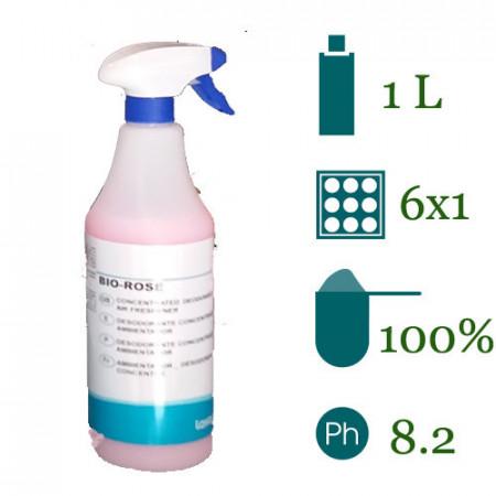 Desodorizante concentrado - Ambientador Rose