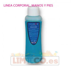 Remover premium (uñas gel acrilicos y tips) 1.000 ml.