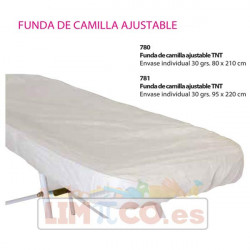 Funda de camilla ajustable TNT