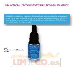 Aceite esencial Lavanda - 15 ml.