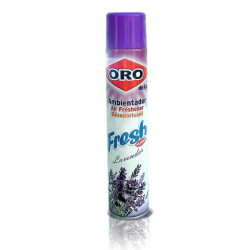 Ambientador Spray Fresh Lavanda ORO - 1.000 ml.