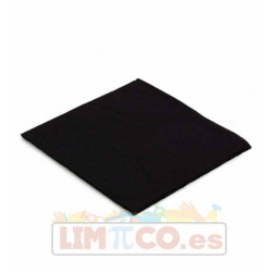 Servilleta Cocktel 20X20 Negra 60pack*100