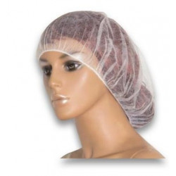 GORRO TRANSPIRABLE EN TNT 100 Uds