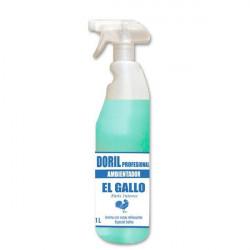 AMBIENTADOR PROFESIONAL EL GALLO 1L 12U