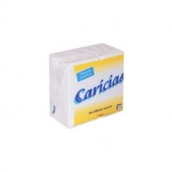 SERVILLETA 30*30 100S CARICIAS 48P