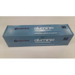 ALUMINIO INDUSTRIAL 30CM 2KG 6R