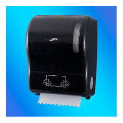 DISPENSADOR BOBINA AUTOCORTE NEGRO