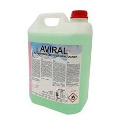 AVIRAL GEL HIDROALCOHOLICO 5L 3U