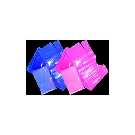 Capa desechable 84x110 Azul- Bolsa 50 Uds