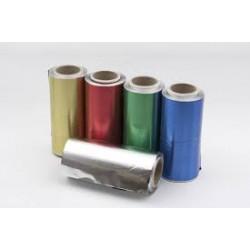 Rollo papel Aluminio Rojo 12 CM x 70 MTR, Unidades sueltas