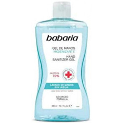 BABARIA HIGIENIZANTE GEL 300ML