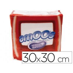 SERVILLETA 30*30 100S AMOOS 60P