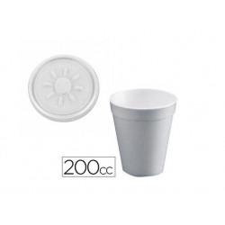 VASO TERMICO 7oz/200ml 50u 20P 1000U